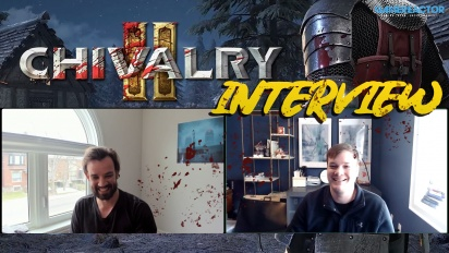Chivalry 2 - Steve Piggott & Rasmus Löfström haastattelussa