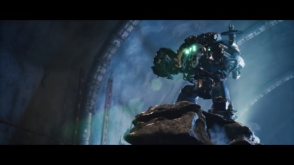 Necromunda: Hired Gun - Enter the Hive -traileri