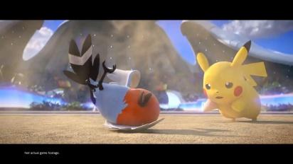 Pokémon Unite - Summer Release Traileri