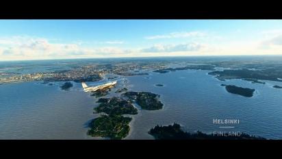 Microsoft Flight Simulator - Nordics World Update -traileri