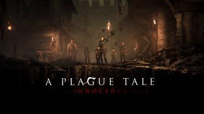 A Plague Tale: Innocence - 4K UHD for PS5 & Xbox Series X -traileri
