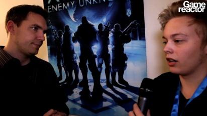 GC 12: XCOM: Enemy Unknown -haastattelu
