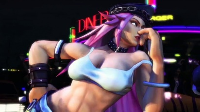 Ultra Street Fighter IV:n uudet ominaisuudet -traileri