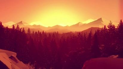 Firewatch - Reveal Trailer