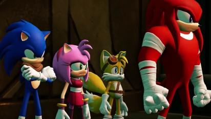 Sonic Boom: Rise of Lyric - Launch Trailer