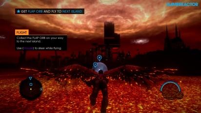 Saints Row: Gat Out of Hell - Ensimmäinen tunti