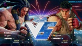 Street Fighter V -betapelikuvaa: Necalli vs. Ryu