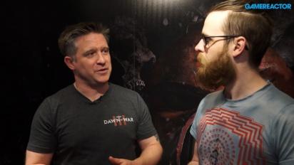 Warhammer 40,000: Dawn of War 3 - Brent Disbrowin haastattelu