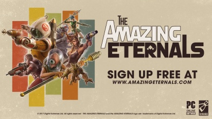 The Amazing Eternals - Make Your Move -traileri