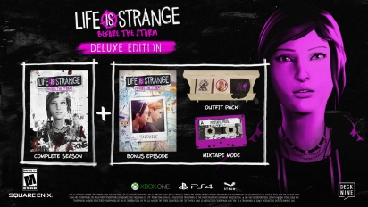 Life is Strange: Before The Storm - Deluxe Edition -traileri