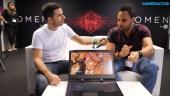 HP Omen X - Yannick Pivot haastattelussa