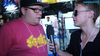 Gal Gun 2 - Matt Papa haastattelussa