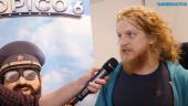 Tropico 6 - Leonard Tetzlaff haastattelussa