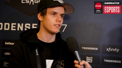 ESL Pro League Finals - Rez haastattelussa
