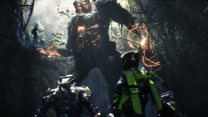 Anthem - virallinen elokuvallinen traileri EA Play 2018