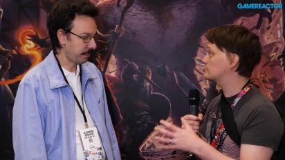 Pathfinder: Kingmaker - Alexander Mishulin haastattelussa