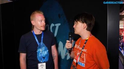 Ghost Giant - Olov Redmalm haastattelussa