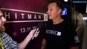 Hitman 2 - Eskil Møhl haastattelussa