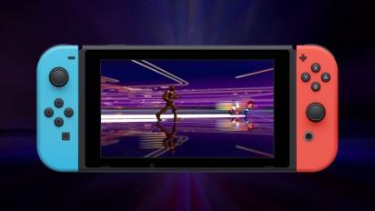Sega Mega Drive Classics - Switchin paljastustraileri