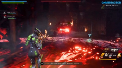 Anthem - Locate Matthias Gameplay Part 2