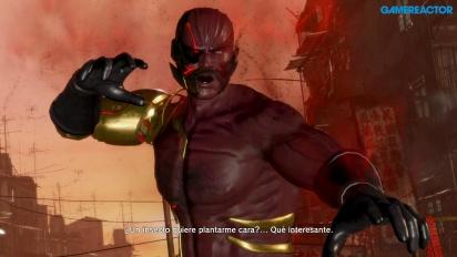 Dead or Alive 6 - Raidou vs. Hayabusa -pelikuvaa