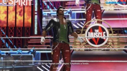 Dead or Alive 6 - Diego vs. La Mariposa -pelikuvaa