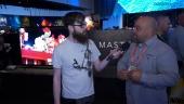 CES19: Sony Master Series 8K - Larry Harrison haastattelussa