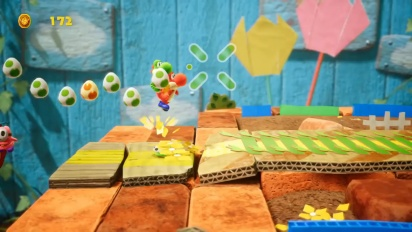 Yoshi's Crafted World - japanilainen TV-mainos