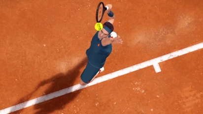 Tennis World Tour: Roland-Garros Edition - Nadal-paljastustraileri