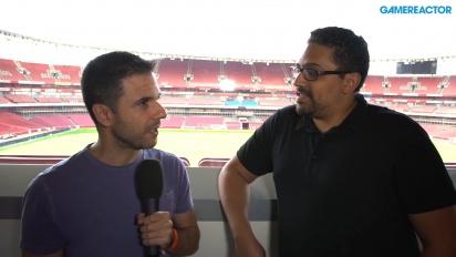 PES League World Finals 2019 - Tunnelmia tapahtumapaikalta