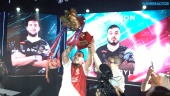 PES League World Finals 2019 - Mestari Usmakabylen juhlintaa