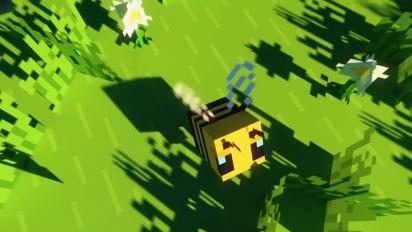 Minecraft - Buzzy Bees virallinen traileri