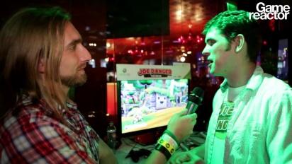 E3 12: Joe Danger: The Movie -haastattelu