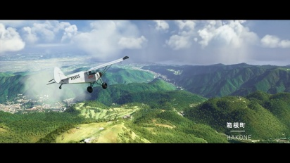 Microsoft Flight Simulator - Japan World Update Traileri
