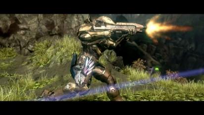 Halo: The Master Chief Collection - Halo 4 PC -julkaisutraileri