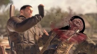 Sniper Elite 4 - Nintendo Switch -julkaisutraileri