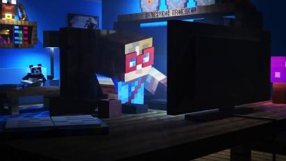 Minecraft Dungeons - Cross-platform Play Together -traileri