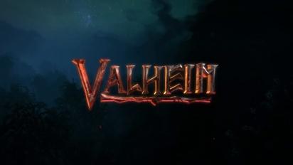 Valheim - Julkaisutraileri