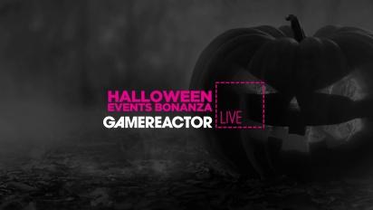 GR Liven uusinta: GR Live - Halloween Bonanza 2021