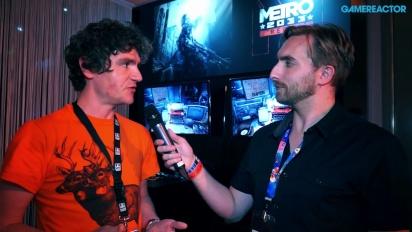 E3 2014: Metro Redux - Huw Beynonin haastattelu