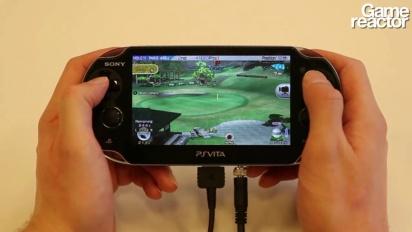 Everybody's Golf Vita -pelikuvaa