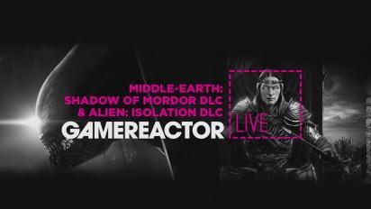 GR Live -uusinta: Shadow of Mordorin & Alien: Isolationin lisäosat