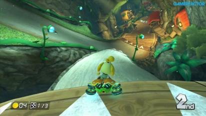 Mario Kart 8 - DLC Pack 2 -pelikuvaa: Crossing Cup