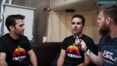 Crossing Souls - Fourattic haastattelussa