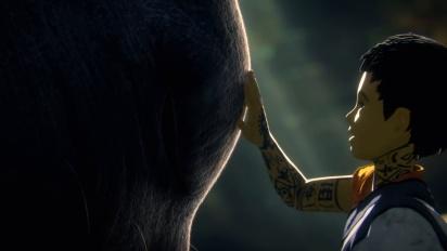 The Last Guardian - elokuvallinen traileri