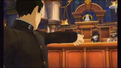 The Great Ace Attorney 2 - japanilainen traileri