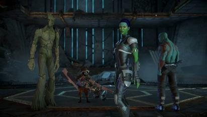 Guardians of the Galaxy: The Telltale Series - Episode 1 -julkaisutraileri