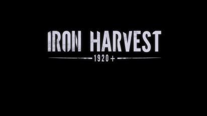 Iron Harvest - kiusoittelutraileri