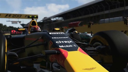 F1 2017 - Born To Be Wild -traileri