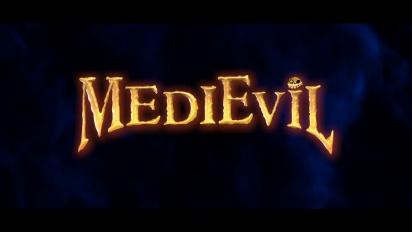 Medievil - Remaster -kisoittelupätkä